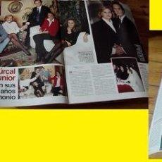 Coleccionismo de Revistas: REVISTA LECTURAS 1996 ROCÍO DÚRCAL . Lote 90642390