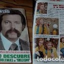 Coleccionismo de Revistas: REVISTA LECTURAS 1976 ROCÍO DÚRCAL. Lote 90720145