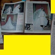 Coleccionismo de Revistas: REVISTA LECTURAS 1966 ROCÍO DÚRCAL. Lote 90720605