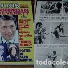 Coleccionismo de Revistas: REVISTA LECTURAS 1971 ROCÍO DÚRCAL. Lote 90720725