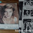 Coleccionismo de Revistas: REVISTA LECTURAS 1965 ROCÍO DÚRCAL. Lote 90720850