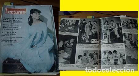 REVISTA LECTURAS 1964 ROCÍO DÚRCAL (Coleccionismo - Revistas y Periódicos Modernos (a partir de 1.940) - Revista Lecturas)