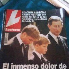 Coleccionismo de Revistas: ANTIGUA REVISTA LECTURA. Lote 94231115