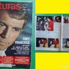 Coleccionismo de Revistas: REVISTA LECTURAS 1971 ROCÍO DÚRCAL. Lote 94380518