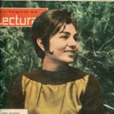 Coleccionismo de Revistas: LECTURAS Nº 579 MAYO 1963. Lote 97656411
