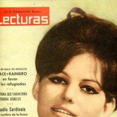 Coleccionismo de Revistas: LECTURAS Nº 567 18 DE ENERO DE 1965. Lote 97675159