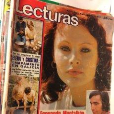 Coleccionismo de Revistas: RAL295 REVISTA LECTURAS Nº 1320 1977. Lote 98384587
