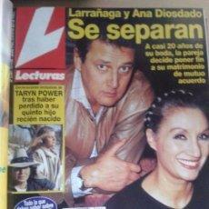 Coleccionismo de Revistas: EMILIO ARAGON - ESTEFANIA - MARTA SANCHEZ. Lote 98553143