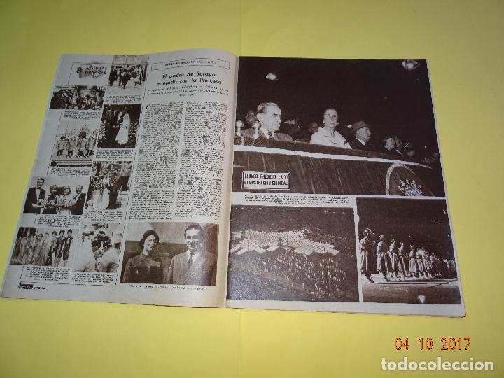 Coleccionismo de Revistas: REVISTA LECTURAS - Nº 577 - 1963 - SARA MONTIEL, RICHARD BEYMER, JOSÉ ISBERT - Foto 3 - 100262439