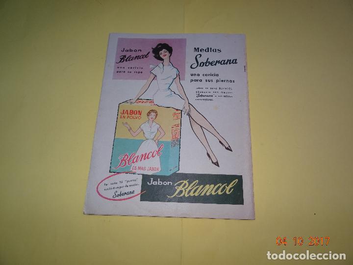 Coleccionismo de Revistas: REVISTA LECTURAS - Nº 577 - 1963 - SARA MONTIEL, RICHARD BEYMER, JOSÉ ISBERT - Foto 4 - 100262439