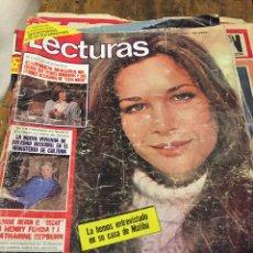 Coleccionismo de Revistas: REVISTA LECTURAS AÑO 1982. Lote 100452200