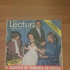 Coleccionismo de Revistas: REVISTA LECTURAS - 4 DE NOVIEMBRE DE 1983-- Nº 1646. Lote 101313275