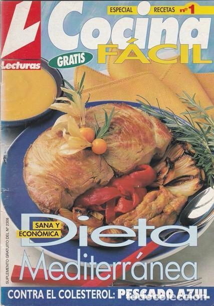 Lecturas Cocina Facil | Revista Suplemento Lecturas Especial Recetas Comprar Revista