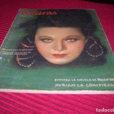 Coleccionismo de Revistas: MUY INTERESANTE REVISTA LECTURAS.MAYO 1932 . Lote 102708943