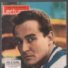 Coleccionismo de Revistas: REVISTA LECTURAS AÑO 1964 N 614 - IRENE DE HOLANDA / MUNDI/REVISTA-66. Lote 105166835