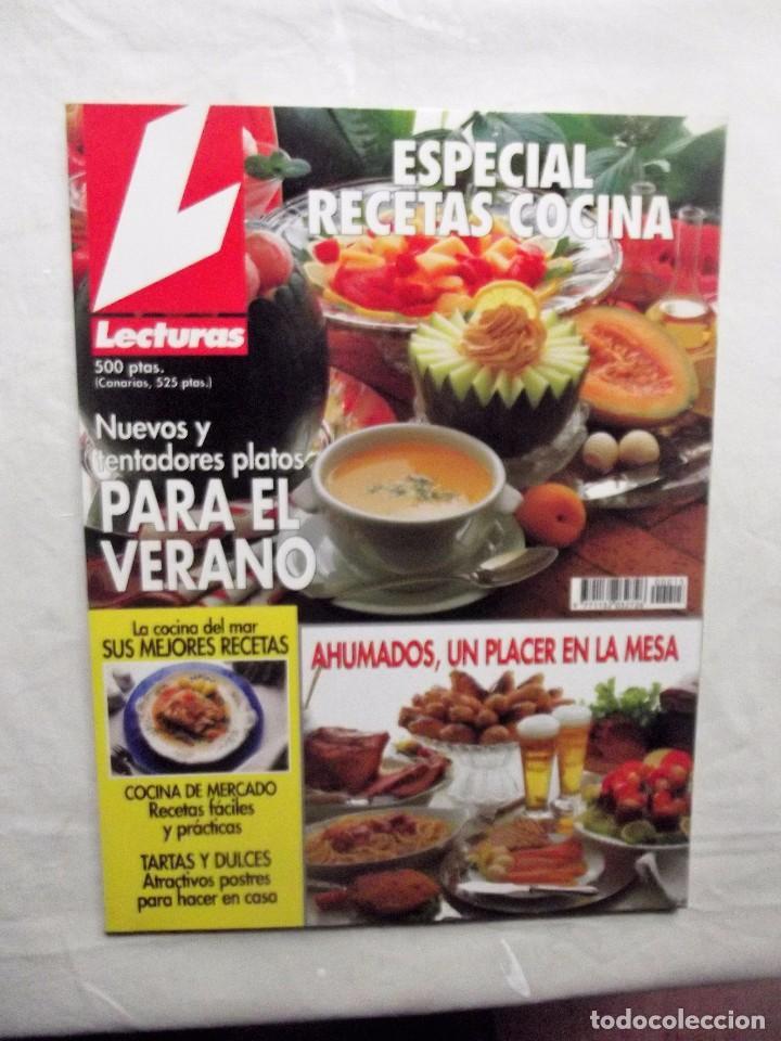 Revista Lecturas Cocina | Revista Lecturas Especial Recetas De Cocina Ten Comprar Revista