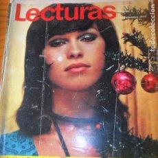 Coleccionismo de Revistas: LECTURAS Nº 974 DE 1970- MARISOL- BRIGITTE BARDOT- AUDREY HEPBURN- INGRID BERGMAN- ALAIN DELON- Y +. Lote 105907823