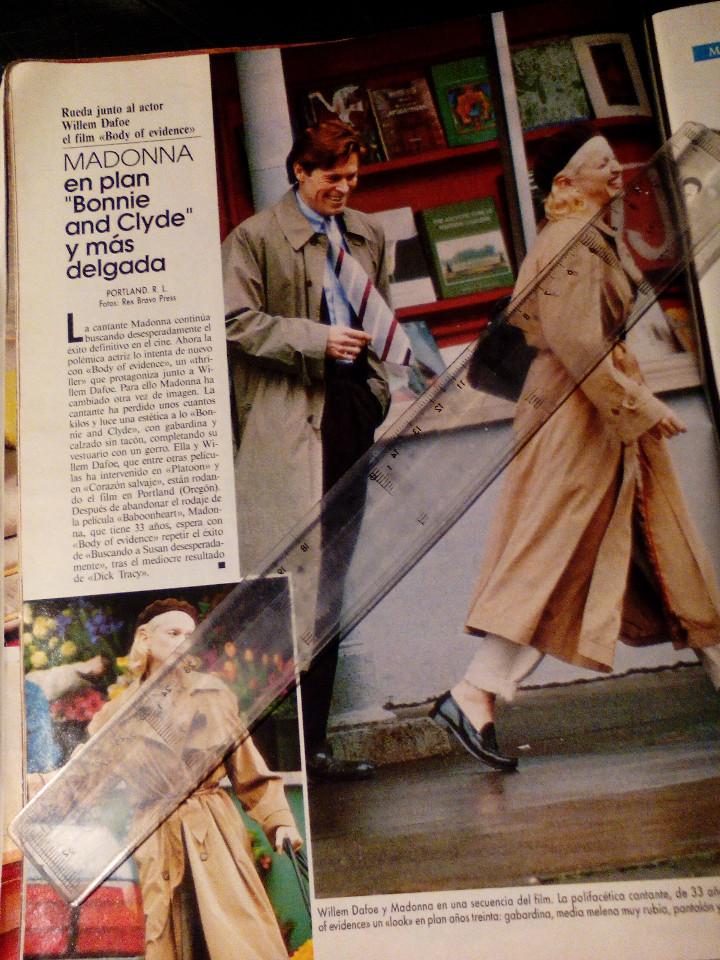 Coleccionismo de Revistas: LECTURAS,URI GELLER-ANTONIO BANDERAS-MADONNA-SONSOLES SUAREZ-CARMEN SEVILLA-GRECIA COLMENARES. - Foto 2 - 213602858