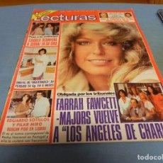 Coleccionismo de Revistas: REVISTA LECTURAS 13/07/1979 SERRAT - MOCEDADES - CAMILO SESTO - ROCIO DURCAL - JULIO IGLESIAS. Lote 109514131
