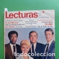 Coleccionismo de Revistas: *REVISTA LECTURAS 917* 14 NOVIEMBRE 1969* IRONSIDE/LAURA VALENZUELA - SALOME - MUÑECA JACQUELINE/22. Lote 111498435