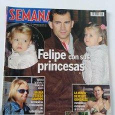 Coleccionismo de Revistas: SEMANA ENERO 2009. Lote 112616510