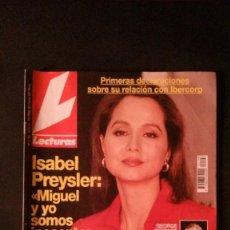 Coleccionismo de Revistas: ISABEL PANTOJA PREYSLER-UN DOS TRES-LYDIA BOSCH-ANA OBREGON-ESTEFANIA-LAURA BAYONAS-OLE OLE-CAPRIATI. Lote 113022771