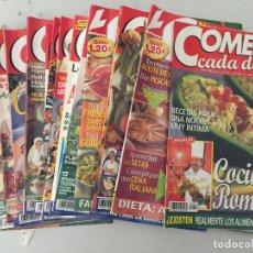 Coleccionismo de Revistas: COMER CADA DIA LECTURAS REVISTAS REVISTA KREATEN. Lote 115035927