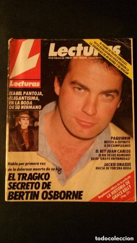 Lecturas-1986-virna lisi-isabel pantoja-rocio j - Sold through