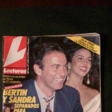 Coleccionismo de Revistas: CARMEN CERVERA-LINDA EVANS-ISABEL PANTOJA PREYSLER-E.T.-ANA OBREGON-LYDIA BOSCH-BERTIN-MARTA SANCHEZ. Lote 115481687