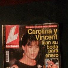 Coleccionismo de Revistas: MONICA SELES-ANA OBREGON-MARTA SANCHEZ-CLAUDIA SCHIFFER-ISABEL PREYSLER. Lote 115488807