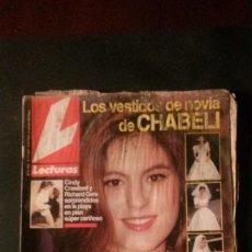 Coleccionismo de Revistas: ESTEFANIA-EVA COBO-STEFFI GRAF-CARMEN CERVERA-EMMA SUAREZ. Lote 115498019