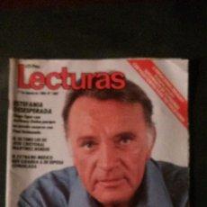 Coleccionismo de Revistas: CAROLINA-ESTEFANIA-KATE JACKSON-JULIO IGLESIAS-SARA MONTIEL-ROMINA POWER. Lote 115506311