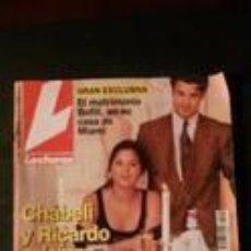 Coleccionismo de Revistas: BROOKE SHIELDS-MISS ESPAÑA-ROCIO JURADO-MONICA SELES-LYDIA BOSCH-ROCIO DURCAL-ROMINA POWER-CHABELI . Lote 115512555