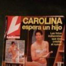 Coleccionismo de Revistas: CLAUDIA SCHIFFER-MISS ESPAÑA-JULIO IGLESIAS-ANA BELEN-LAURA ANTONELLI-ANA OBREGON-CARMEN CERVERA . Lote 115512615