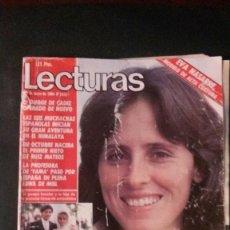 Coleccionismo de Revistas: VESPA-FAMA-SARA MONTIEL-BO DEREK-ESTEFANIA-ISABEL PANTOJA-EVA NASARRE-TONY LEBLANC-JESUS ALVAREZ. Lote 115581963