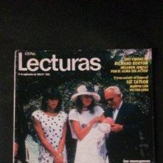 Coleccionismo de Revistas: ESTEFANIA-AC/DC-DALI-ISABEL PREYSLER-UN DOS TRES-JULIO IGLESIAS-BROOKE SHIELDS-EMILIO ARAGON . Lote 115584471