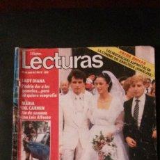 Coleccionismo de Revistas: EVEREST-ROMINA POWER-LENCERIA-UN DOS TRES-CHICHO IBAÑEZ SERRADOR. Lote 115593467