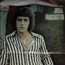 Coleccionismo de Revistas: ANTIGUO POSTERS DE JOSE AUGUSTO DE LA REVISTA LECTURAS AÑOS 70. Lote 116845183