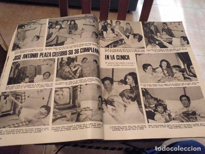 Coleccionismo de Revistas: LECTURAS Nº 1207 AÑO 75 MARISOL,SARA MONTIEL,JOSE ANTONIO PLAZA,CAMILO SESTO,RAPHAEL,CONCHITA,AVA GA - Foto 4 - 157006252