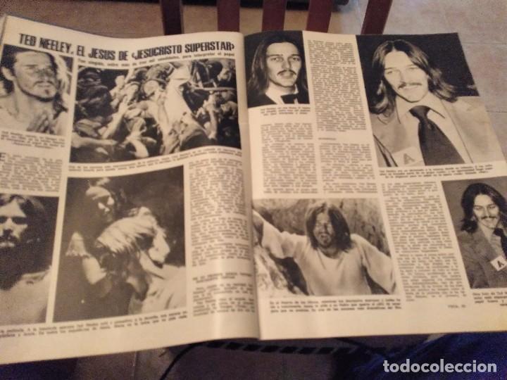 Coleccionismo de Revistas: LECTURAS Nº 1207 AÑO 75 MARISOL,SARA MONTIEL,JOSE ANTONIO PLAZA,CAMILO SESTO,RAPHAEL,CONCHITA,AVA GA - Foto 10 - 157006252