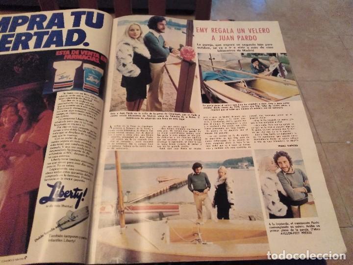 Coleccionismo de Revistas: LECTURAS Nº 1207 AÑO 75 MARISOL,SARA MONTIEL,JOSE ANTONIO PLAZA,CAMILO SESTO,RAPHAEL,CONCHITA,AVA GA - Foto 12 - 157006252