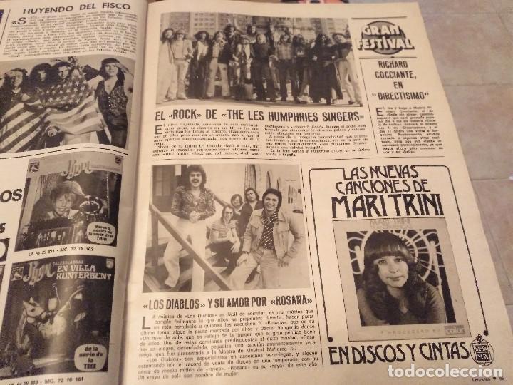 Coleccionismo de Revistas: LECTURAS Nº 1207 AÑO 75 MARISOL,SARA MONTIEL,JOSE ANTONIO PLAZA,CAMILO SESTO,RAPHAEL,CONCHITA,AVA GA - Foto 14 - 157006252