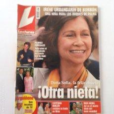 Coleccionismo de Revistas: LECTURAS JUNIO 2005. Lote 119094486