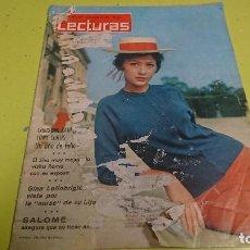 Coleccionismo de Revistas: ANTIGUA REVISTA LECTURAS AÑO 1964 - N° 620. Lote 120831343