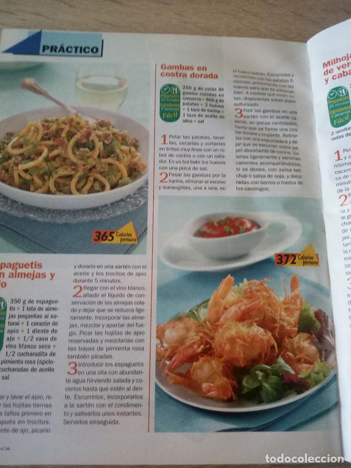 Coleccionismo de Revistas: COCINA FÁCIL - Nº 106 - MAYO 2006 - LECTURAS - Foto 3 - 121490419