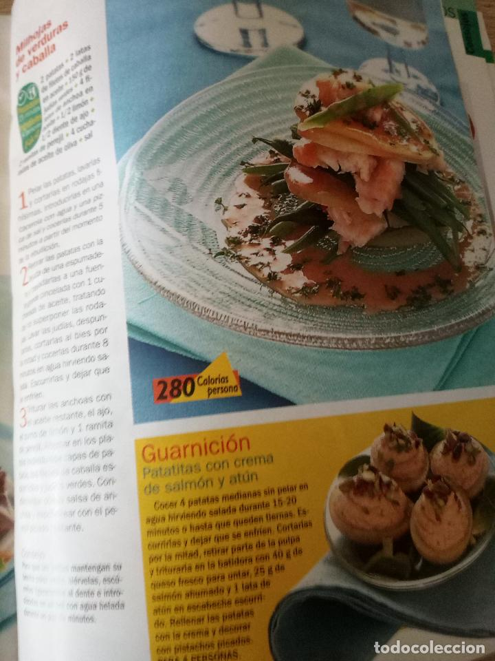 Coleccionismo de Revistas: COCINA FÁCIL - Nº 106 - MAYO 2006 - LECTURAS - Foto 4 - 121490419