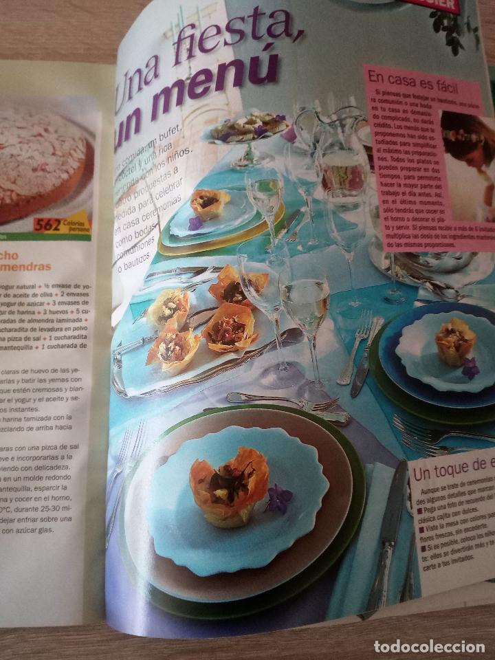 Coleccionismo de Revistas: COCINA FÁCIL - Nº 106 - MAYO 2006 - LECTURAS - Foto 5 - 121490419