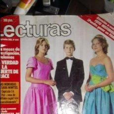 Coleccionismo de Revistas: REVISTA LECTURAS 23 SEPTIEMBRE 1983.. Lote 121531520