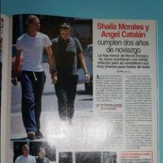 Coleccionismo de Revistas: RECORTE FOTO DE SHAILA MORALES REVISTA LECTURAS Nº 2417. Lote 122661315