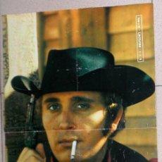 Coleccionismo de Revistas: POSTER ANTIGUO REVISTA LECTURAS. COLECCION Nº99 AÑO 1972 - JAIME MOREY. Lote 124562267